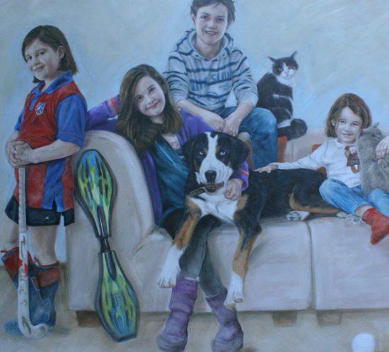 Bouvy family-kinderen-portret-Dioni-ten-Busschen 1