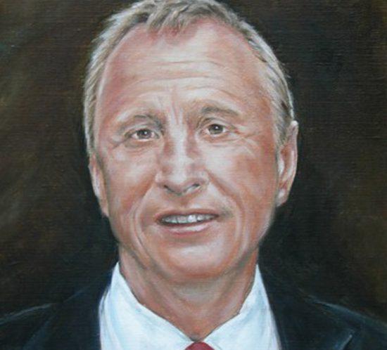 Johan Cruijff-volwassen-portret-Dioni-ten-Busschen 1
