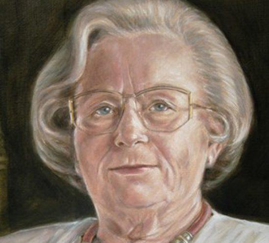 Mevrouw Sanders-volwassenen-portret-Dioni-ten-Busschen 1