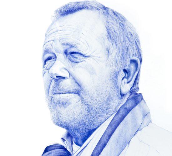 Peter Dutman-volwassenen-portret-Dioni-ten-Busschen 1